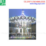 2015 Popular and Attractive Musical Merry Go Round Carousel (BJ-AT56)