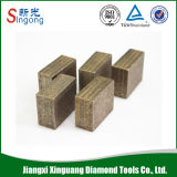 Diamond Circular Saw Blade Segment for Granite Concrete