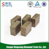 Diamond Circular Saw Blade Segment for Granite Concrete