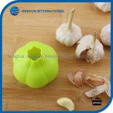Silicone Garlic Shape Garlic Peeler