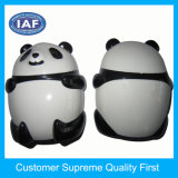 Custom Panda Shape Fashion Manual Plastic Pencil Sharpener