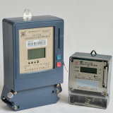 Three Phase Prepaid Electric Kwh Energy Meter with IC/RF Card