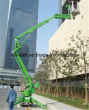 CE Approval Towed Outdoor Lift Platform
