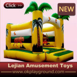Ce Multi-Play Coconut Tree Leaf Children Inflatable Bounce (C1277-9)