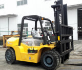 6 Ton Forklift Truck with Japan Engine and Komatsu Standard