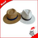 Paper Sun Panama Fedora Straw Hat