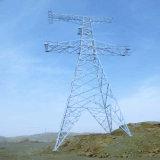 750kv Power Transmission Line Steel Tower