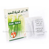 New Product Bamboo Vinegar Jungong Detox Foot Patch