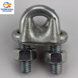 Us Type a Forged Galvanized Steel Wire Rope Clip