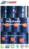 Spu Crystal Basketball Sports Court Flooring with Iaaf Certificate