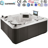 Balboa System Free ABC Massage Hot Tub for a Family
