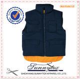 Hi Vis Clothing Reversible Flashing LED Safety Vest for Men