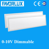 295*1195 100lm/W 0-10V Dimmable LED Panel Lamp Light
