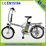 New Model 2 Wheel Mini Electric Folding Bicycle