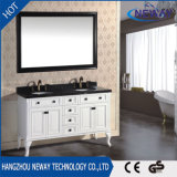 Wooden Floor Bathroom Vanity Cabinet, Hotel Luxury Bath Furniture