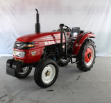 China Cheap 4X2 Wheels 40HP Mini Tractor Price