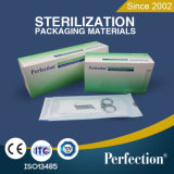 China Top10 Manufacturer of Disposable Medical Use Sterilization Pouch 70X260mm/90X260mm/135X260mm/305X430mm (ZF090260)