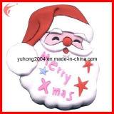 Xmas Soft PVC Fridge Magnet for Gifts (YH-FM028)