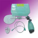 Reusable PVC/Silicone Manual Resuscitator (MW124)