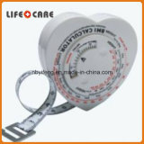 Big Heart Shape BMI Tape Measure