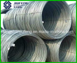 SAE 1006/1008 Hot Roled Black Steel Wire Rod