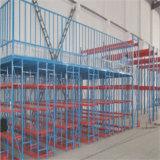 Professional CE Medium Shelf Storage Mazzanine Rack Shelving