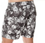 OEM Custom Plus Size Sublimation Printing Man Beach Shorts