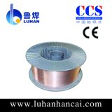 Drum-Packing CO2 MIG Wire (ER70S-6) with CCS Ce Certificate