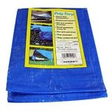 Blue Poly Tarps for Mutil-Purpose Utility