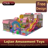 Happy Kids Entertainment Fibreglass Indoor Playground (ST1402-3)