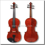 Student Violin, Hand Applied Spirit Varnish Advanced Violin (VH100Z)