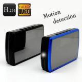 720p HD Alarm Table Clock Mini Camera in H. 264 Wireless Network CMOS for Video Surveillance