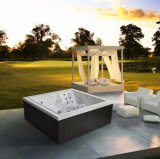 Outdoor Whirlpool Jacuzzi Newly Design Massage SPA Hot Tub (M-3385)