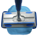 Superior Quality Microfiber Flat Mop with Squeegee