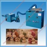 Double Heads Portable Toy Stuffing Machine
