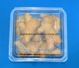 Plastic Vegetable Packaging Container for Ginger