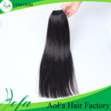 Wholesale Minimum Order Quantity Virgin Remy Indian Hair Weft