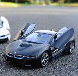 RC Radio Remote Controlled Car Scale 1: 14 Bmwi8 Model Toy Car