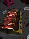 Infrared BBQ Grill with Burner Plate