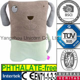 CE Soft Stuffed Animal Plush Toy Dog Kids Baby Pillow