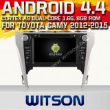 Witson Android 4.4 System Car DVD for Toyota Camry (W2-A9127T)
