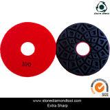 5 Inch Resin Concrete Pad/Diamond Polishing Disc