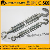 Electric Galvanized Commercial Type Malleable Turnbuckle