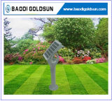Unique Design Aluminum Die Casting LED Outdoor Solar Spotlight