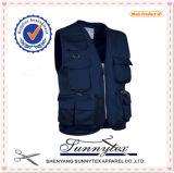 Wholesale Vest Men Vest Polycotton Vest for Fishing
