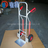 200kgs Capacity Two Wheels Aluminum Hand Trolley