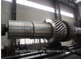 High Quality Big Size Gear Shaft
