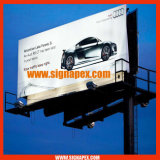 PVC Frontlit Flex Banner PVC Frontlit for Outdoor Advertising Sf550