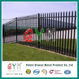 Qym-Steel Palisade Fencing - Nationwide Fencing Services
