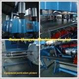 Plastic Thermoforming Machine with Stacker (HY-510X580)